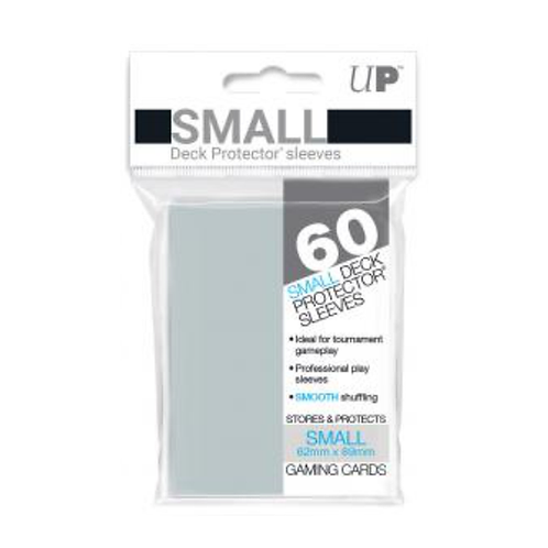 Ultra Pro 60 Small Deck Protector Sleeves