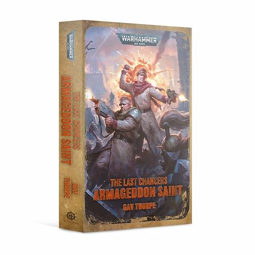 Armageddon Saint (Paperback)