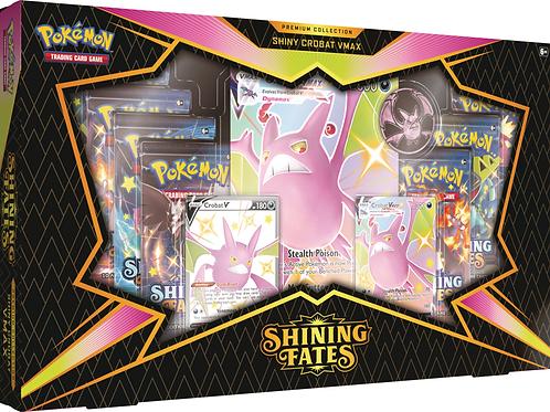 Shining Fates Premium Collection: Shiny Crobat VMAX