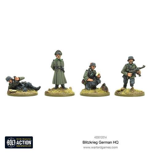 Blitzkrieg German HQ (1939-42)
