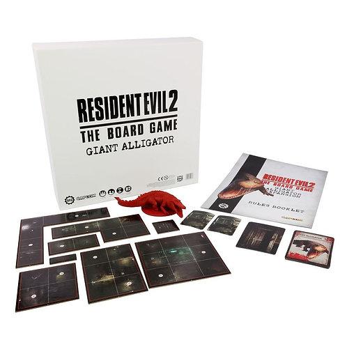 Resident Evil 2: The Board Game - Giant Alligator Expansion