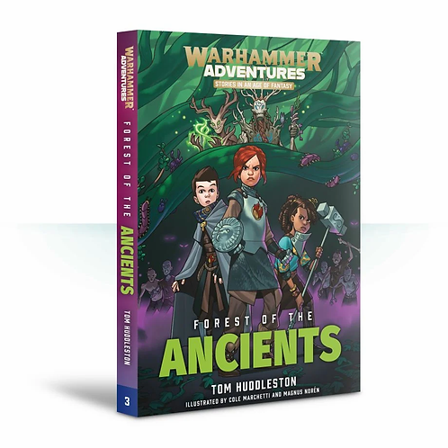 Forest of the Ancients: Book 3 (Paperback)