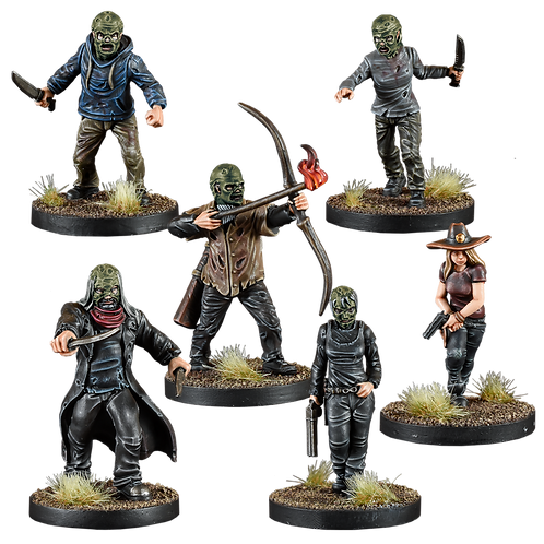 The Walking Dead: The Whisperers Faction Set