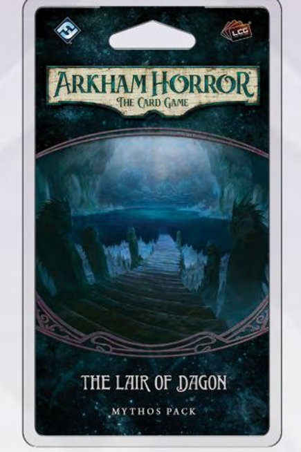 Arkham Horror LCG: The Lair of Dagon Mythos Pack