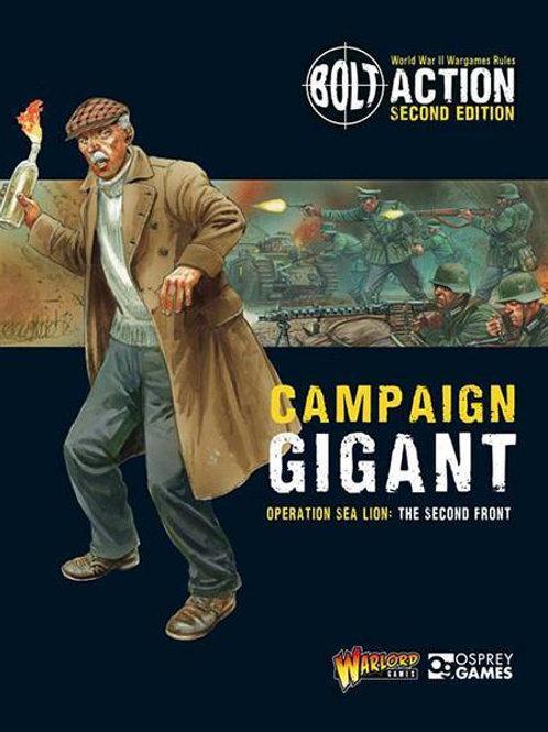 Campaign: Gigant (Sea Lion Part 2)