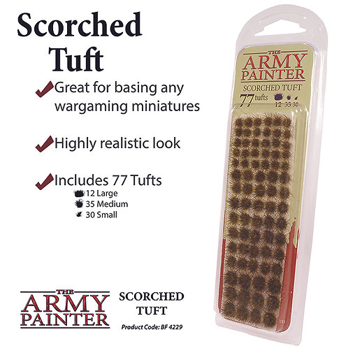 Battlefield Scorched Tuft