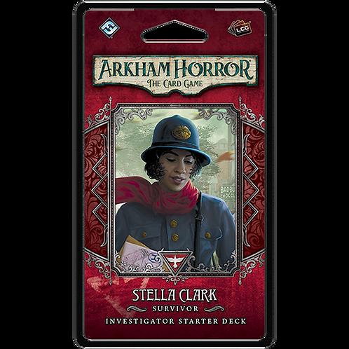 Arkham Horror LCG: Stella Clark Investigator Starter Pack