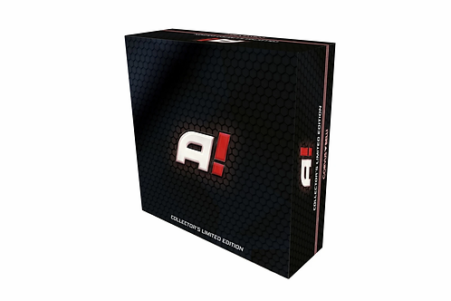 Aristeia! Collector's Edition Core Box