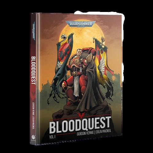 Bloodquest: Volume 1 (Hardback)