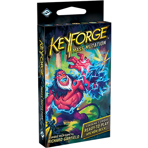 Keyforge: Mass Mutation Archon Deck