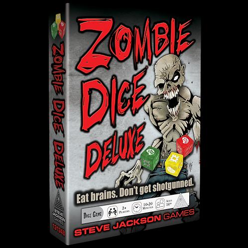 Zombie Dice Deluxe (10th Anniversary)