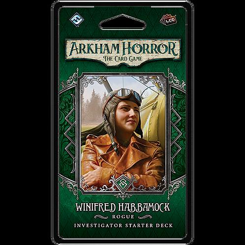 Arkham Horror LCG: Winifred Habbamock Investigator Starter Pack