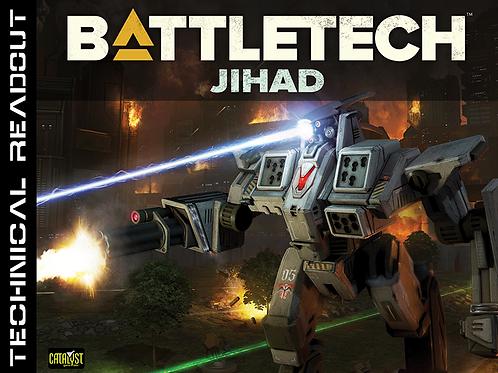 Battletech Technical Readout: Jihad