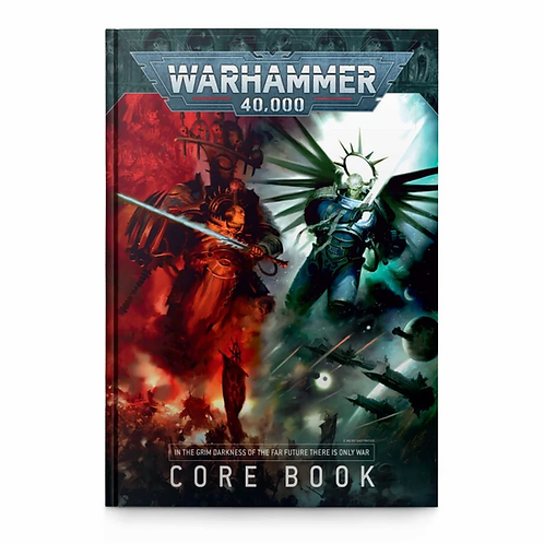 Warhammer 40,000: Core Book/Rulebook (9th Edition)