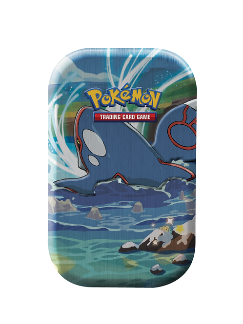 Shining Fates Mini Tin: Kyogre