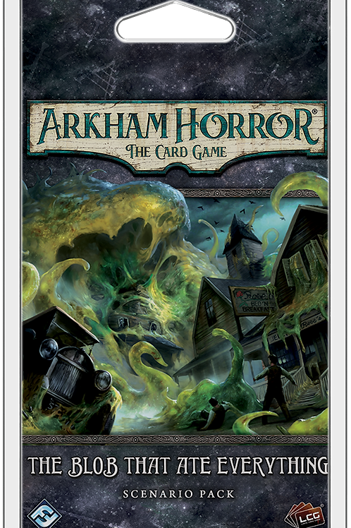 Arkham Horror LCG: The Blob That Ate Everthing