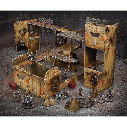 Terrain Crate: Gang Warzone
