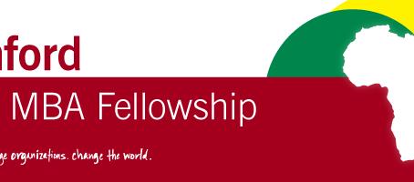 Stanford Africa MBA Scholarship Fellowship