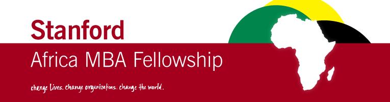 Christian Reuben Stanford Africa MBA Scholarship Fellowship