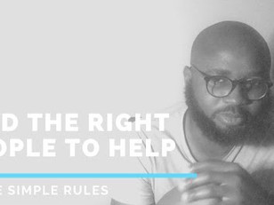 A2. Find the right people