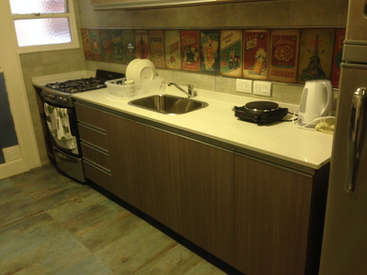Renovacion cocina
