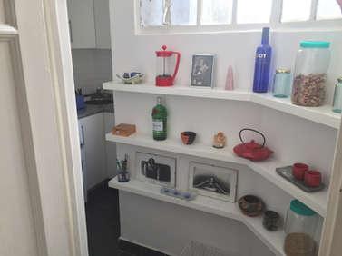 Remodelacion cocina pequeña