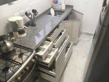 Remodelación de cocina a nuevo