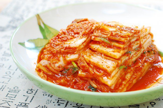 Kimchi Makes You Stay Young???