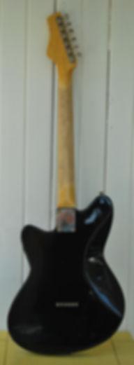 Maghini Guitars, Satellite, Relic, Distressed