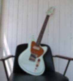 Maghini Guitars, Satellite