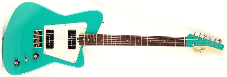 Maghini Guitars, Zenith