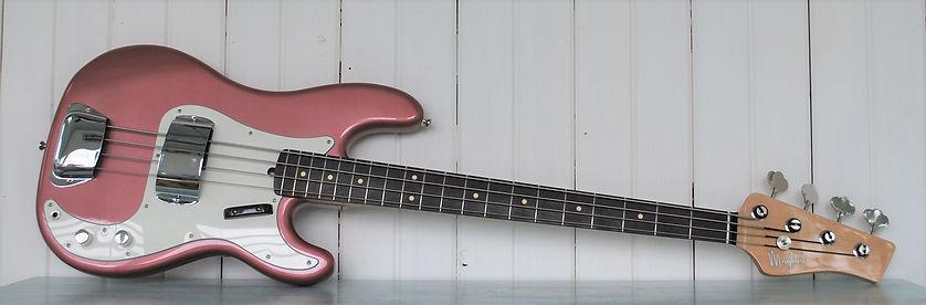 Classic electric bass model