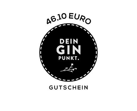 Gutschein 46,10 €