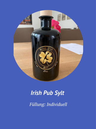 Irish Pub Sylt Gin