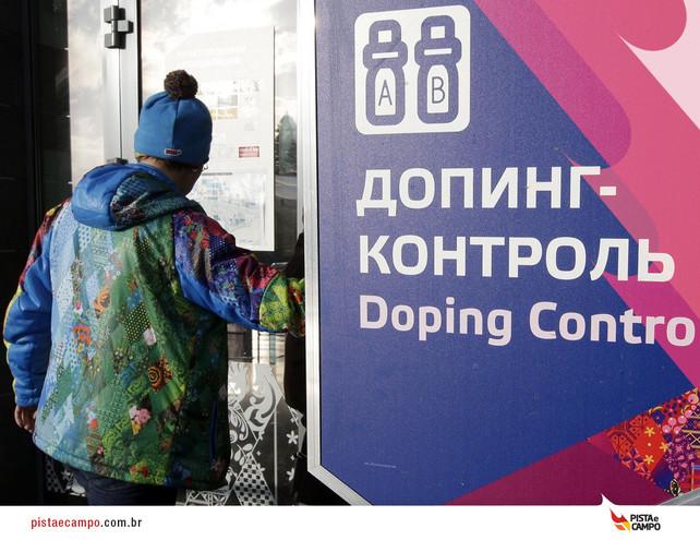 Agência WADA recebe novas denúncias contra Rússia