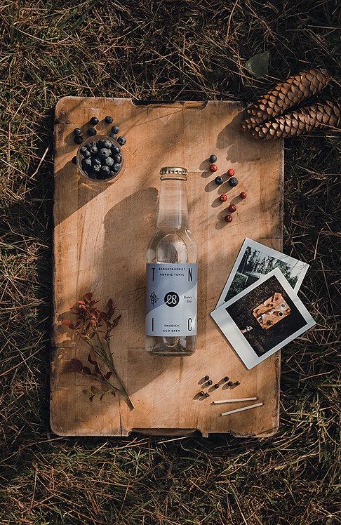Ekobryggeriet Nordic Tonic Blaubeere 200 ml