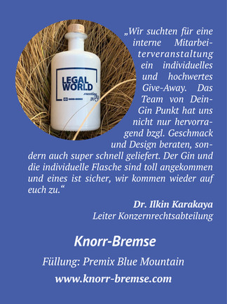 Knorr-Bremse Gin