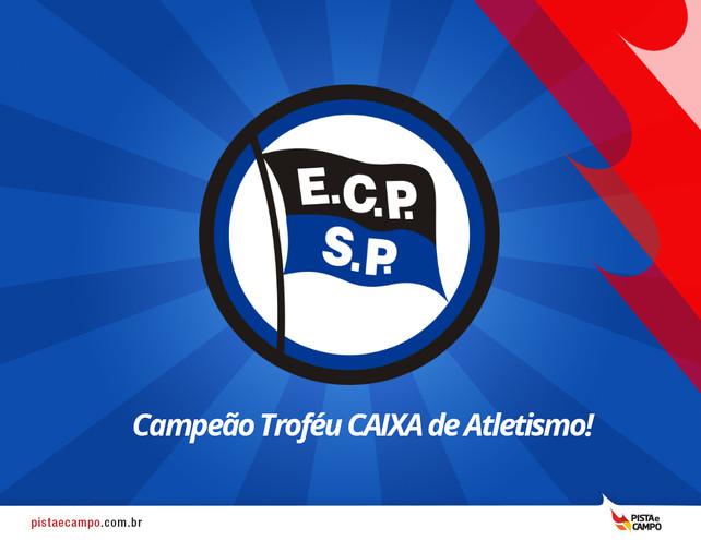 Parabéns ao Esporte Clube Pinheiros