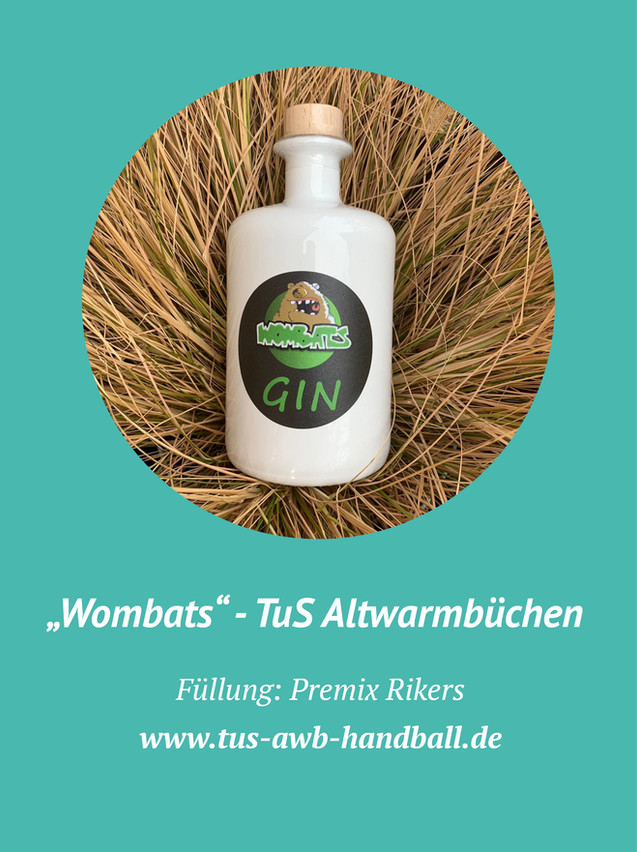 Wombats Gin