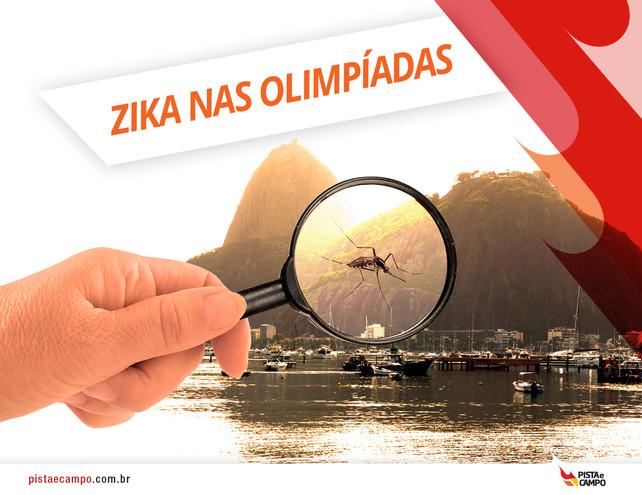 Cientistas internacionais alertam o mundo para o perigo do Zika Vírus nos Jogos Olímpicos.