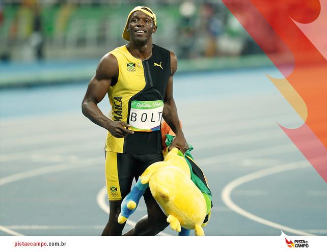Bolt planeja agora a sua carreira no futebol