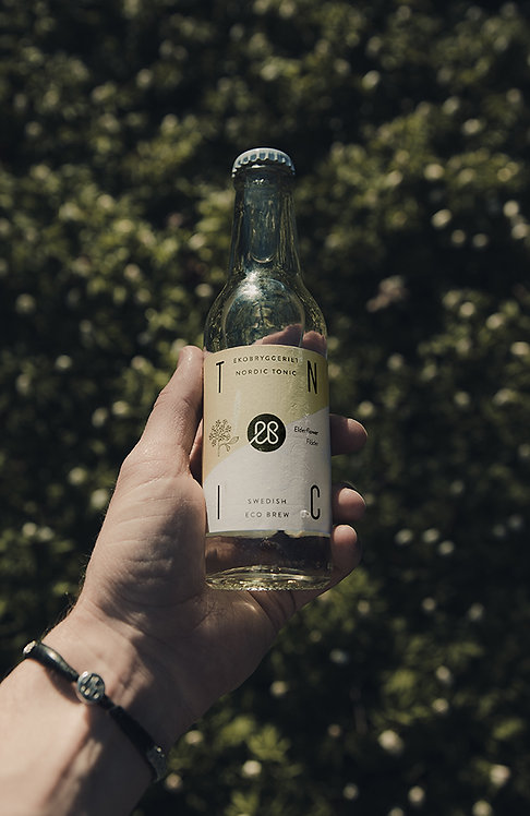 Ekobryggeriet Nordic Tonic Holunder 200 ml