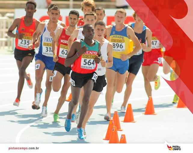 CBat confirma atletas da marcha atlética em evento teste para as Olimpíadas