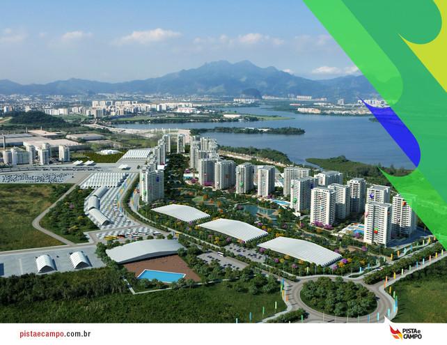 Instalações mal acabadas e com erros prejudicam os jogos olímpicos