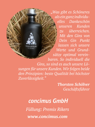 Concimus Gin
