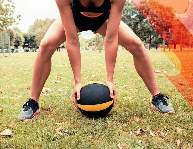 Melhore a sua técnica de lançamento de dardo com a Medicine Ball em dois exercícios