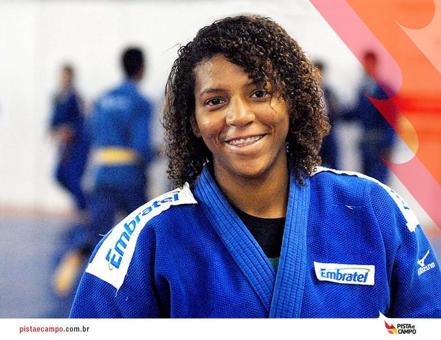 Atleta do judô conquista a primeira medalha de ouro do Brasil!