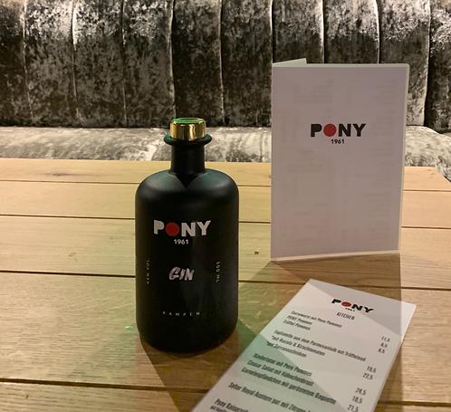 Pony Signature-Gin