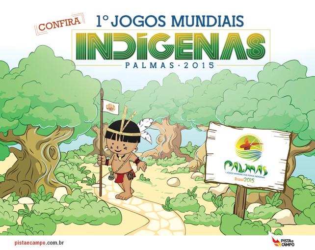 1° Jogos Mundiais Indigenas