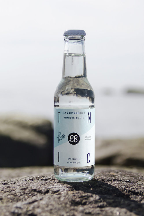 Ekobryggeriet Nordic Tonic Original 200 ml